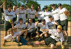 Annual Neurosurgery Charity Softball